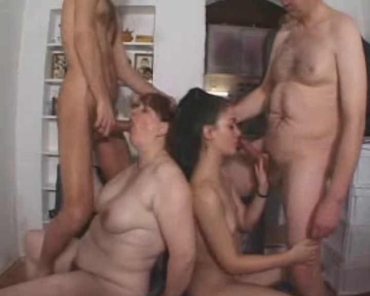 Group sex gif swinger wife party
