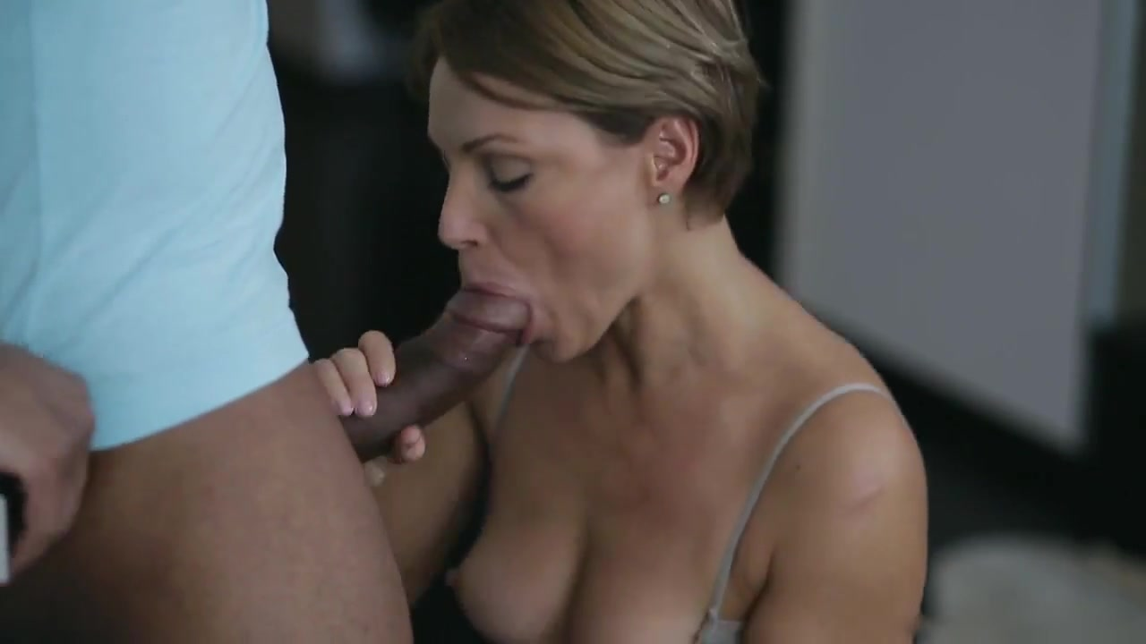 Cute shorthaired french fucked in all holes 10
