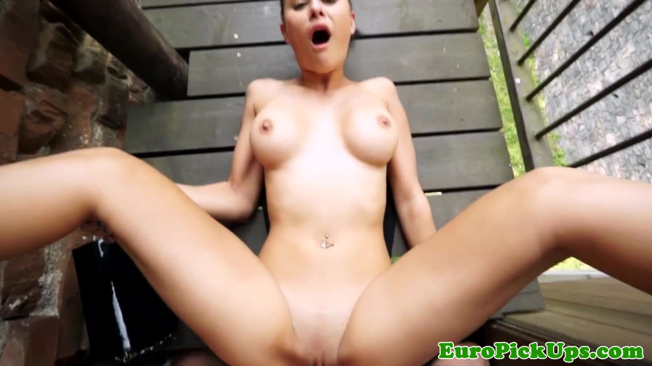 Glam babe fucking after