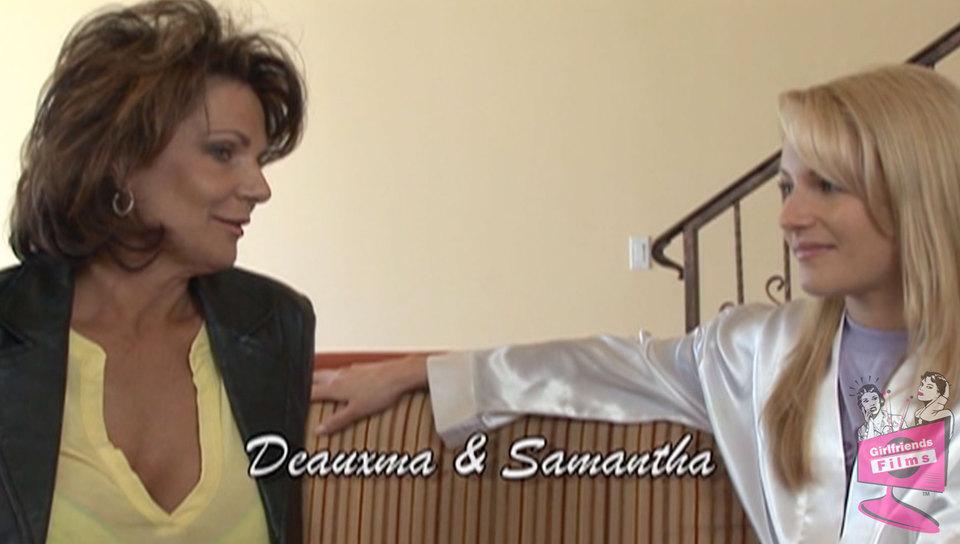 Deauxma Lesbian Seduction Videos
