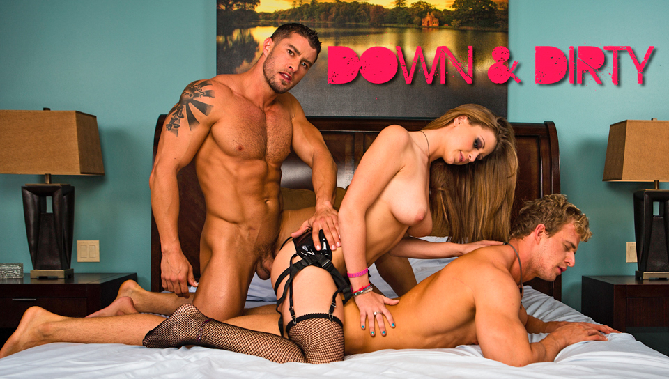 Порно геи секс со страпом 2087 фотография