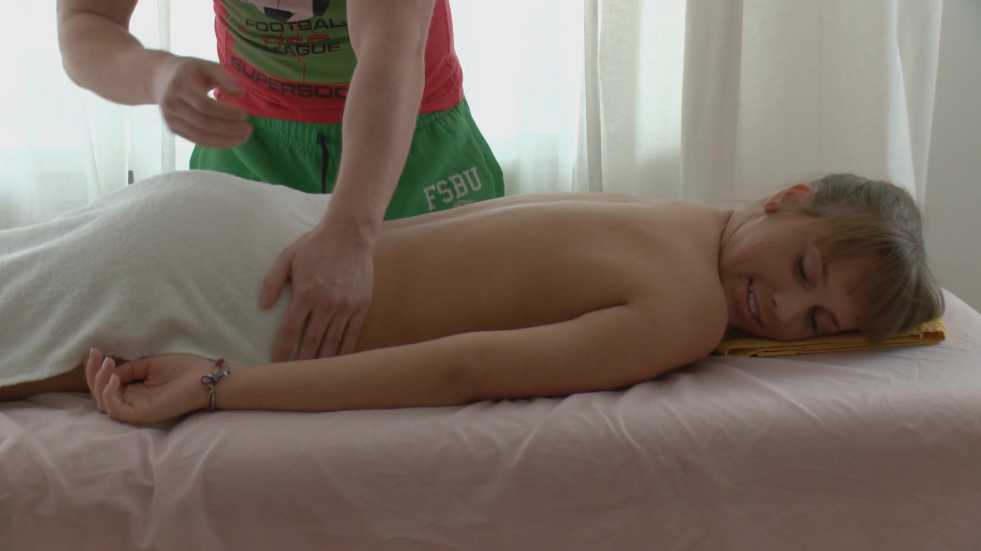 Legal Age Teenager Massage
