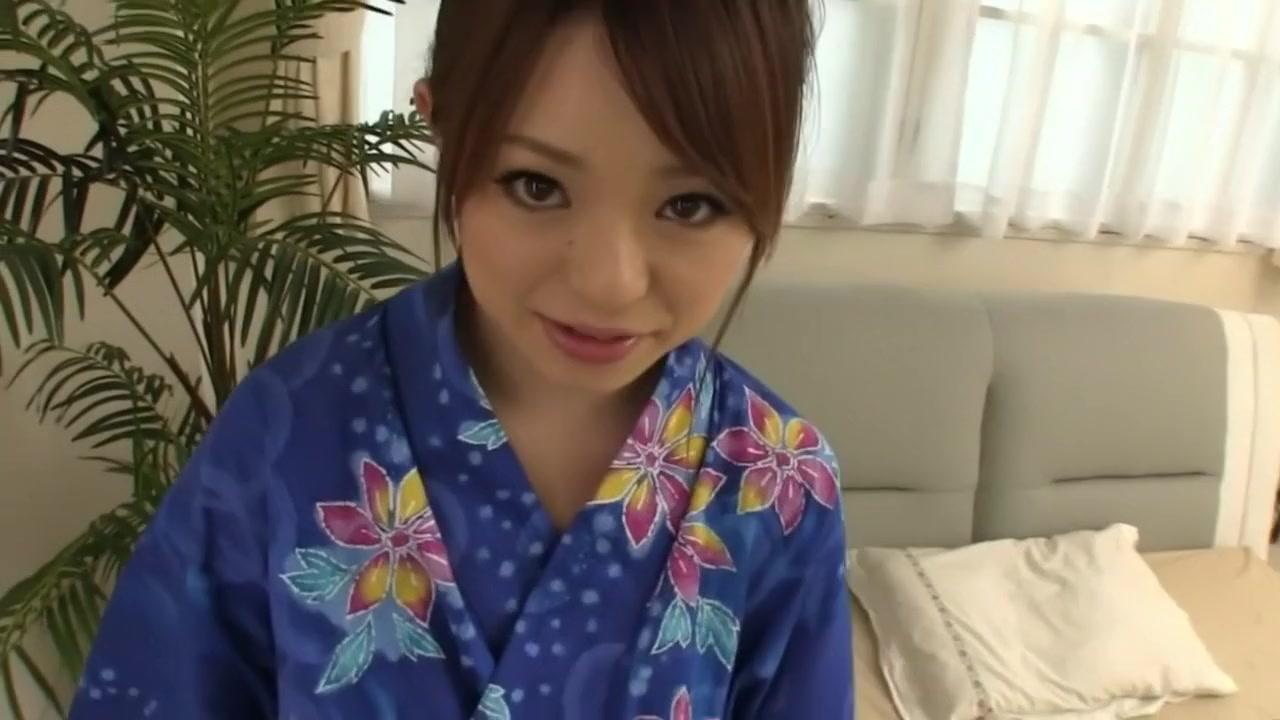 (無修正)≪小桜りく≫ お祭りのテンションでエロくなった彼女と浴衣で中出しエッチwの無料エロ動画