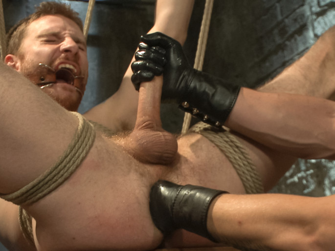 image Master fists his slave