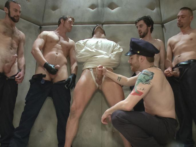 порнофильмы про мужскую тюрьму