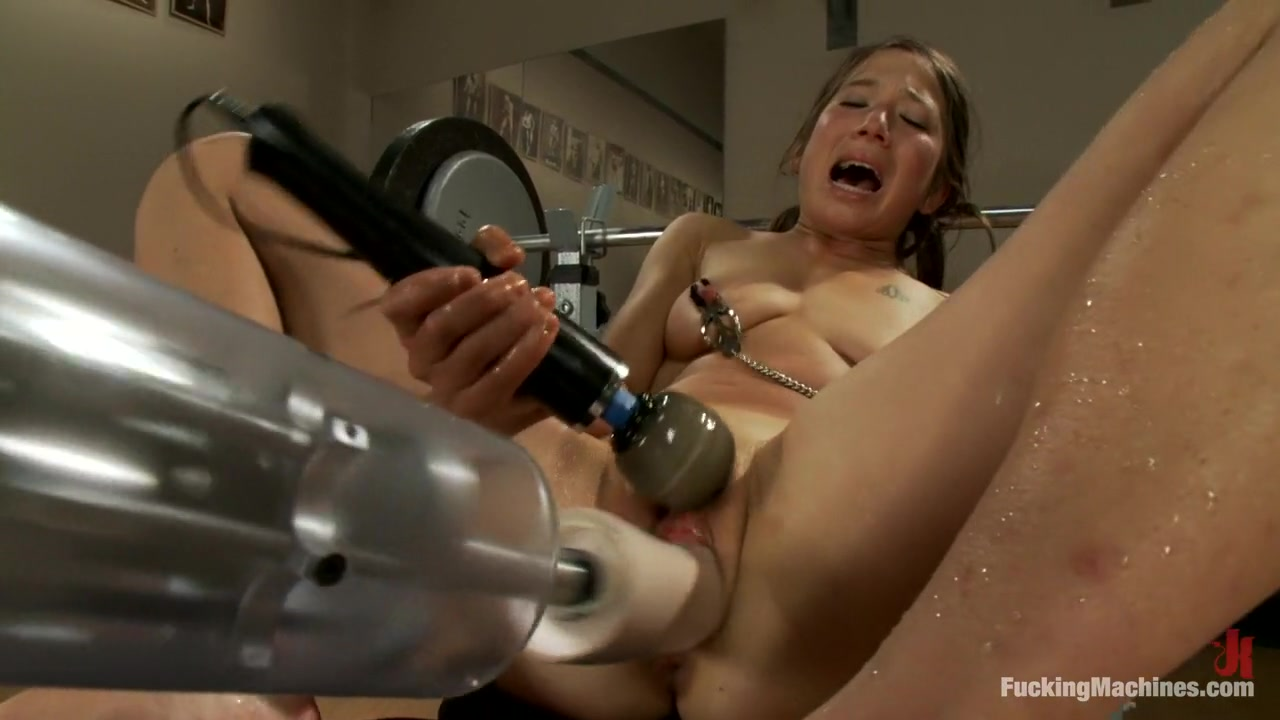 anal machine tube