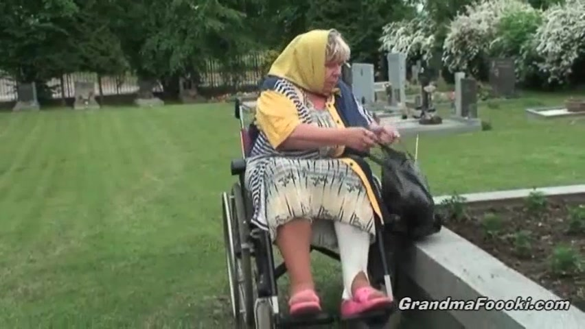 grandma forced to fuck