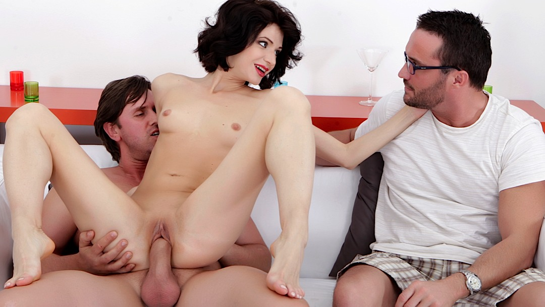 Slim lina arian gets in the ass anally on ass traffic 2