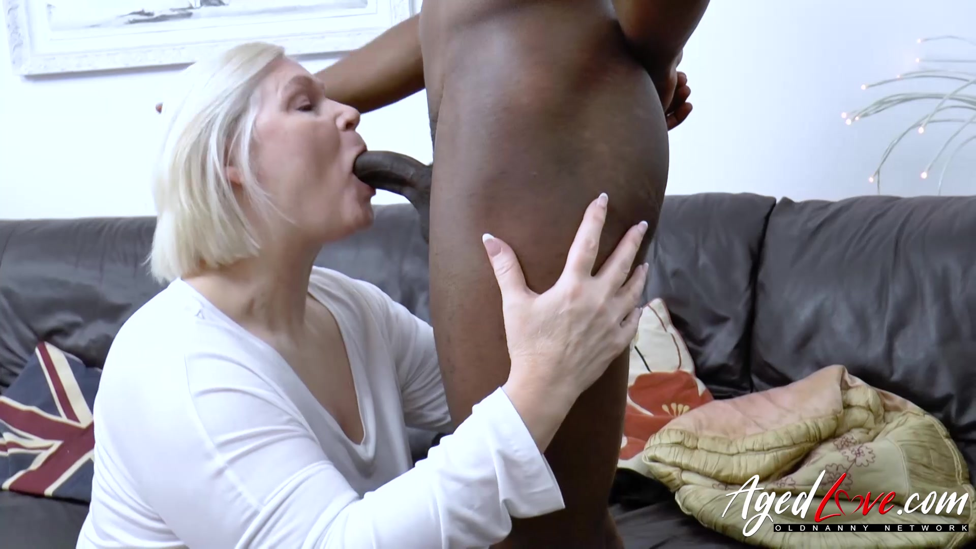 Agedlove lacey star interracial hardcore anal 10