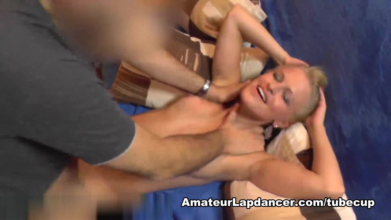 czech amateur lapdancer
