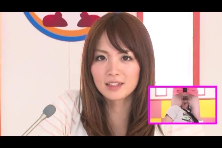 japanese news caster